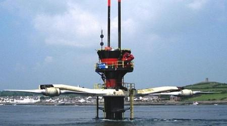 b8ed014f7f4 Primeira turbina de energia das marés é ligada