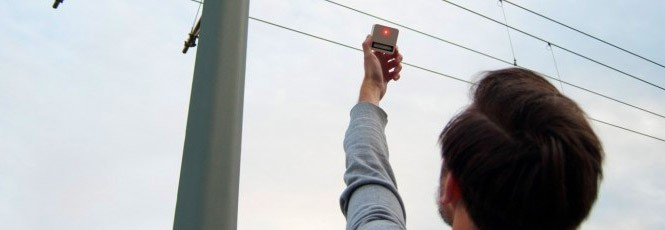 """1a23d44449c Jovem cria gerador que capta energia """"do ar"""""""