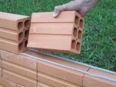Material de construção ecológico economiza água e reduz entulho