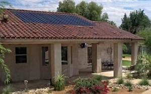 Placa solar com formato de telha_2