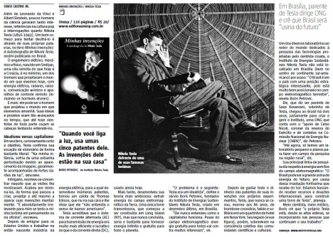 tesla materia jornal A Tarde 11-03-2013