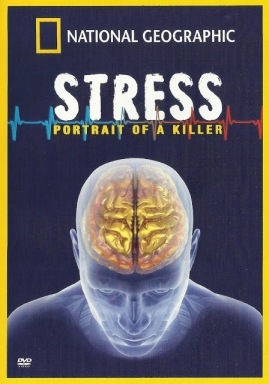 National Geo Stress front cover