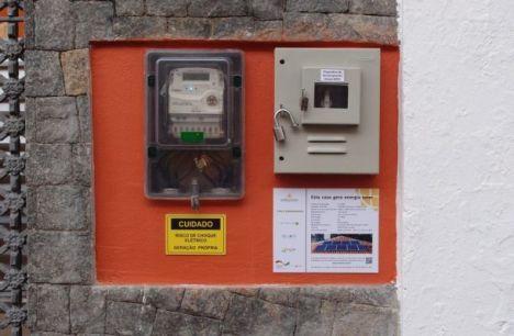 Residência venderá energia elétrica para a Light no Rio de Janeiro 2
