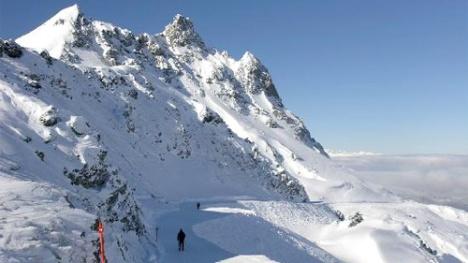 Davos, este ano, a estação de esqui recebeu mais um fórum mundial.