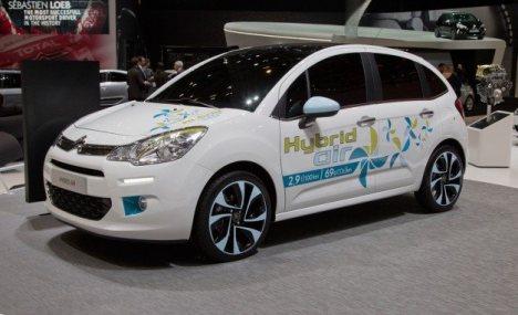 Peugeot lançará carro movido a ar comprimido em 2016 1
