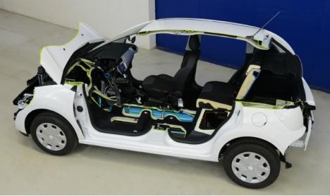 Peugeot lançará carro movido a ar comprimido em 2016 2