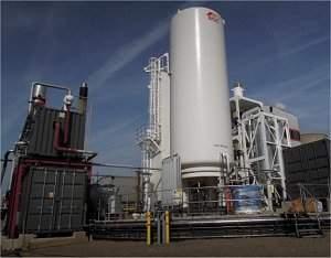 Energias renováveis são armazenadas em ar líquido 1