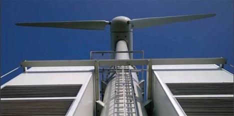 Kuwait testa turbina eólica que produz água potável 1