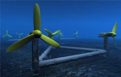 Turbina que explora energia das marés pronta para ser instalada 2