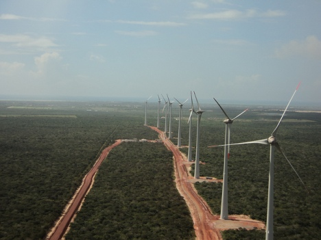Rio Grande do Norte é um dos melhores lugares do mundo para gerar energia eólica