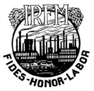 Logotipo: Fé-Honra-Trabalho.