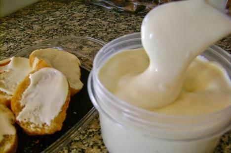 Receita de requeijão sem lactose