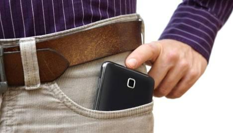celular - bolso