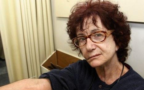 """Leila tinha um tumor na medula espinhal: """"a acupuntura me fez voltar a andar e me ajudou em tudo""""."""