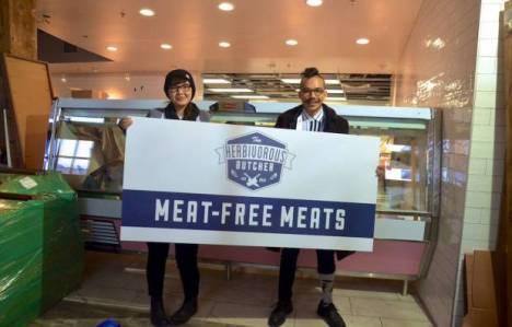 Açougue vegano nos EUA vende imitações de carne à base de plantas 4.piramidal.net