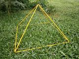 Pirâmides Coloridas