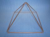 Pirâmide Cobre 50cm