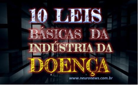 Como funciona a indústria da doença 2