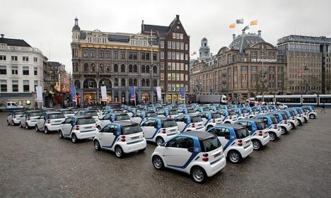 Holanda se prepara para vender apenas carros elétricos em 10 anos