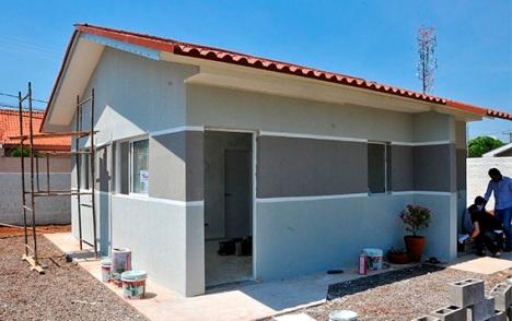 Casa sustentável brasileira é 25% mais barata e fica pronta em 6 dias 1