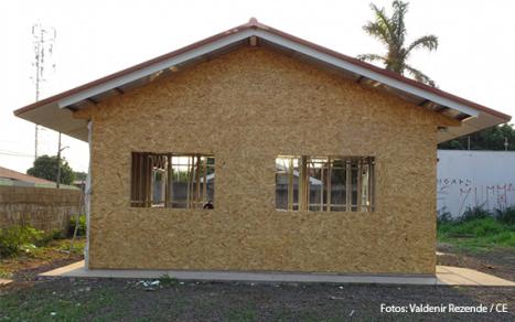 Casa sustentável brasileira é 25% mais barata e fica pronta em 6 dias 3