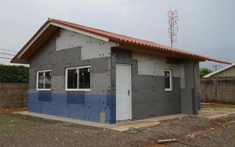 Casa sustentável brasileira é 25% mais barata e fica pronta em 6 dias 4