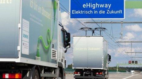 Primeira estrada eletrificada inaugurada na Suécia 2