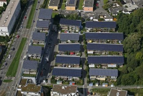 O bairro que recicla, gera energia, quase não tem carros e tem gente feliz 2