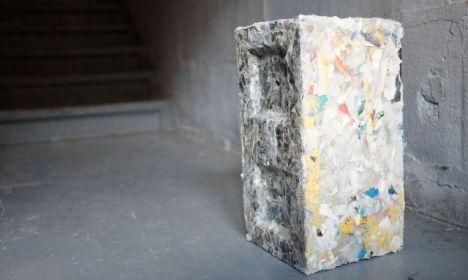 Tijolo ecológico feito de lixo jogado no mar é o caminho para construir um futuro melhor 3