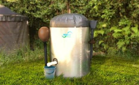 Transforme resíduos orgânicos domésticos em gás de cozinha e fertilizante